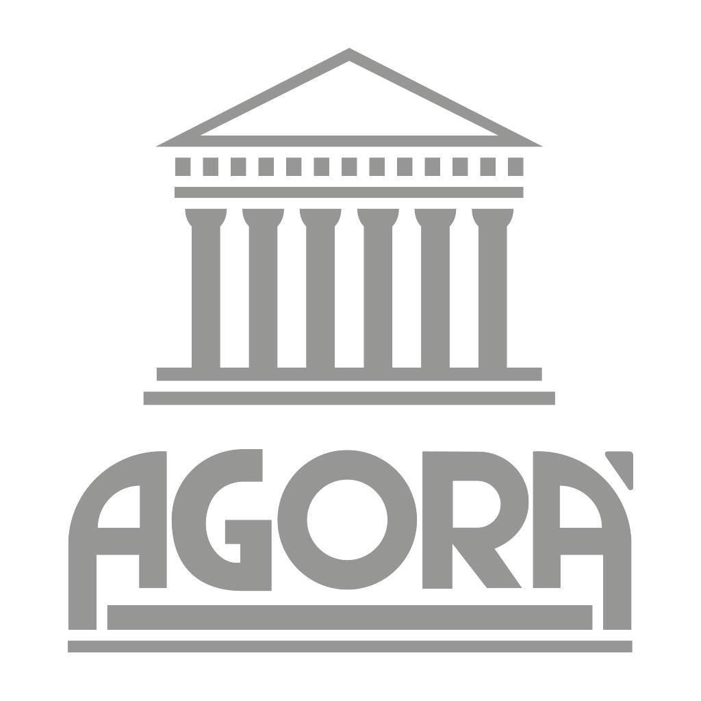AdOpera, studio pubblicitario, comunicazione, immagine. Logo, naming, brand identity: AGORÀ