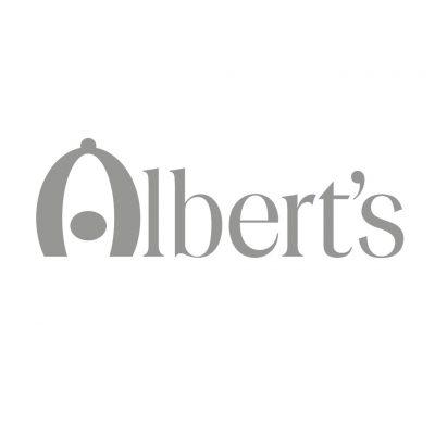 AdOpera, studio pubblicitario, comunicazione, immagine. Logo, naming, brand identity: ALBERT'S