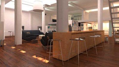 3D, Rendering, Design, Concept, Illustration   AdOpera: STUDIO DPI