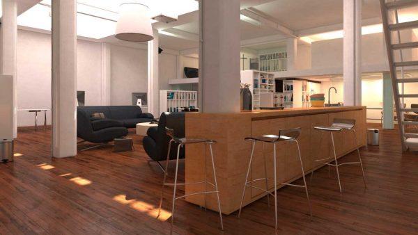 3D, Rendering, Design, Concept, Illustration | AdOpera: STUDIO DPI