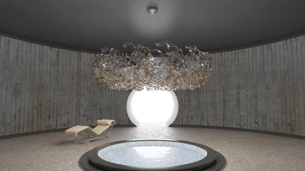 3D, Rendering, Design, Concept, Illustration | AdOpera: catalogo METALUX
