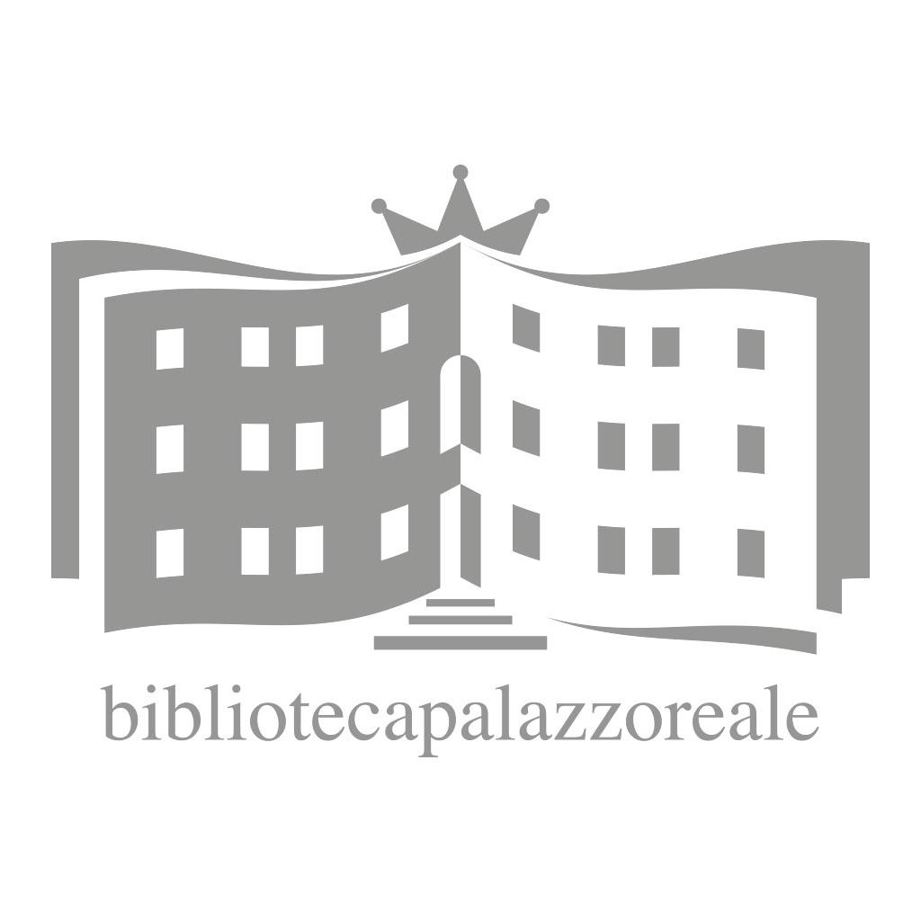 AdOpera, studio pubblicitario, comunicazione, immagine. Logo, naming, brand identity: BIBLIOTECA PALAZZO REALE