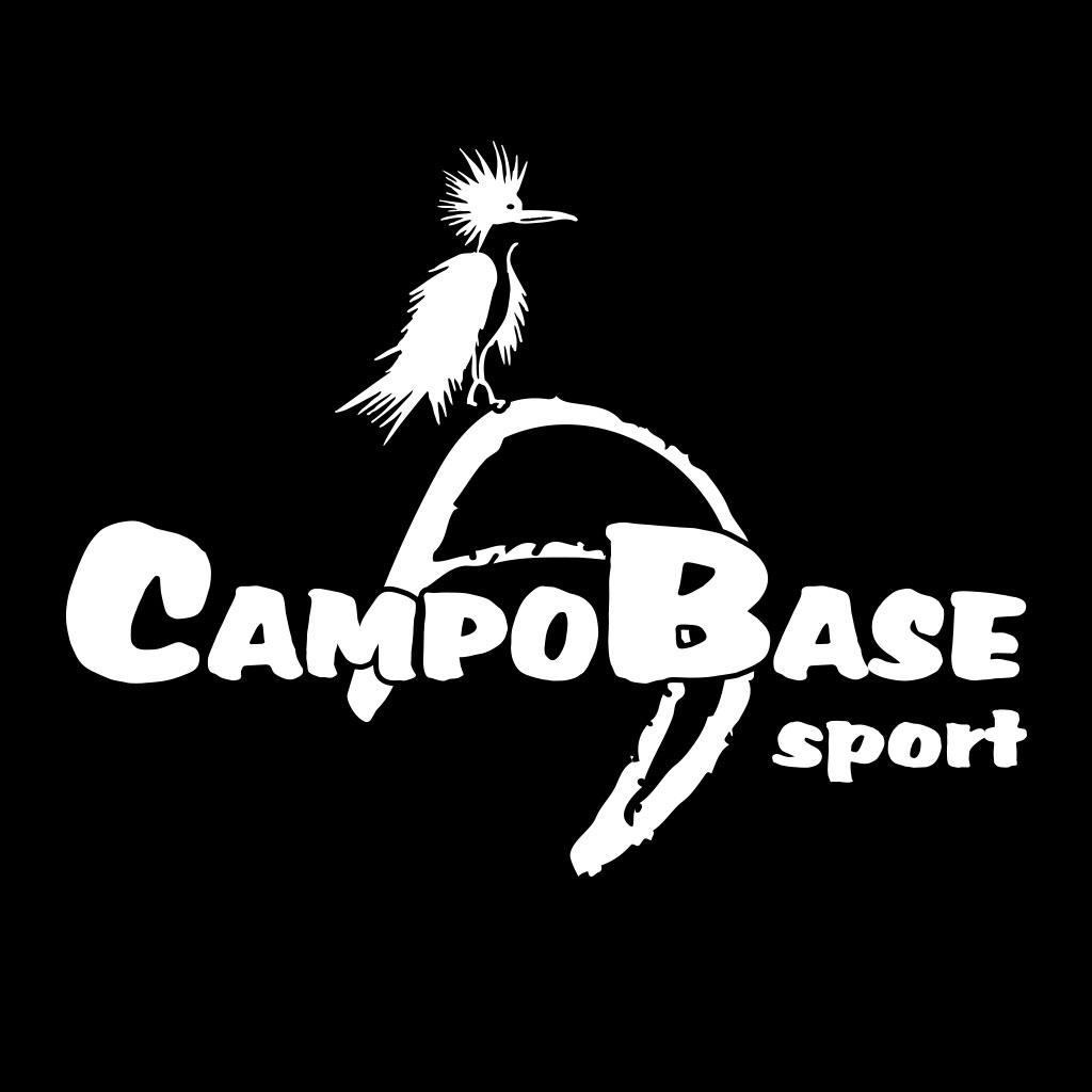 AdOpera, studio pubblicitario, comunicazione, immagine. Logo, naming, brand identity: CAMPO BASE SPORT
