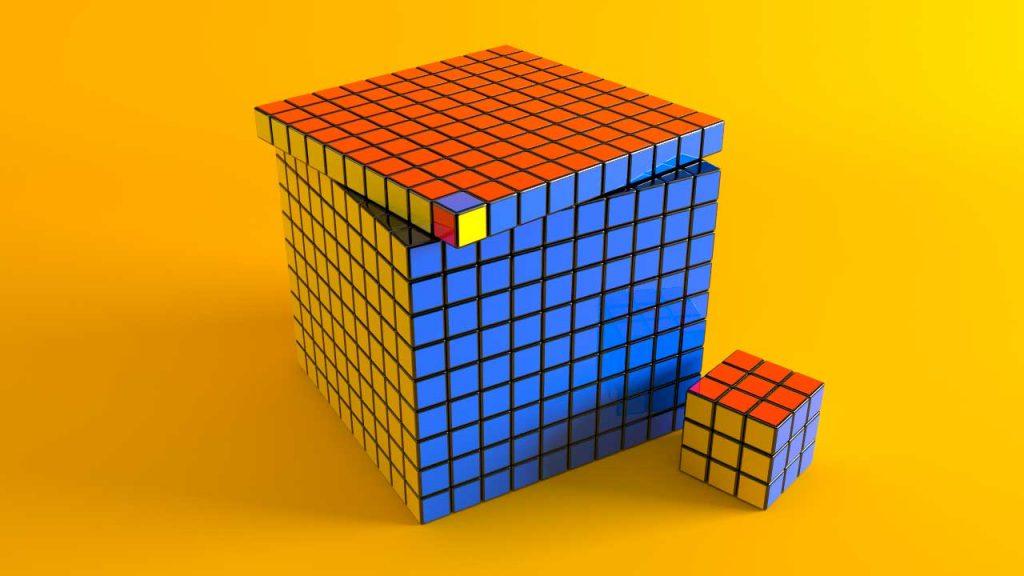 3D, Rendering, Design, Concept, Illustration | AdOpera: campagna web ALQUBO - caso irrisolto