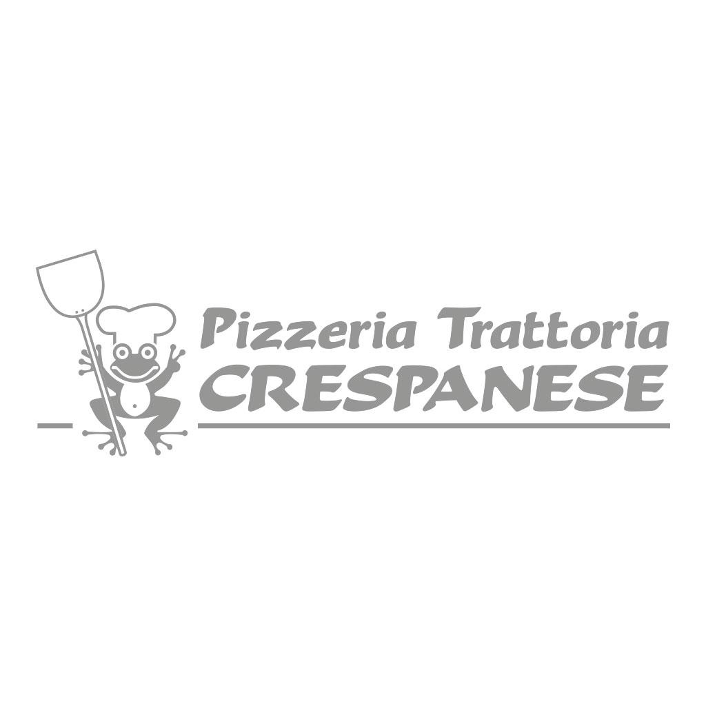 AdOpera, studio pubblicitario, comunicazione, immagine. Logo, naming, brand identity: PIZZERIA TRATTORIA CRESPANESE