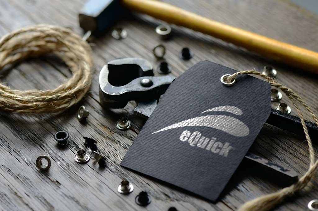 Studio Pubblicitario, Comunicazione, Immagine, brand identity, naming, logo: equick