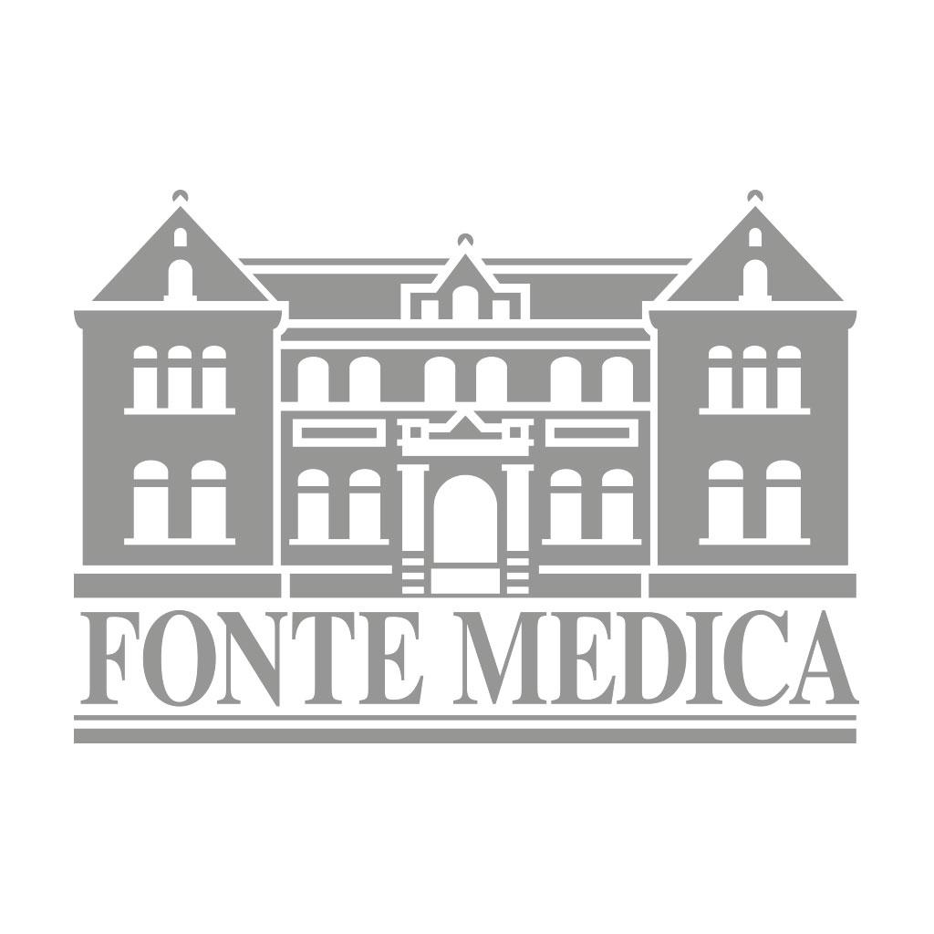 AdOpera, studio pubblicitario, comunicazione, immagine. Logo, naming, brand identity: FONTE MEDICA