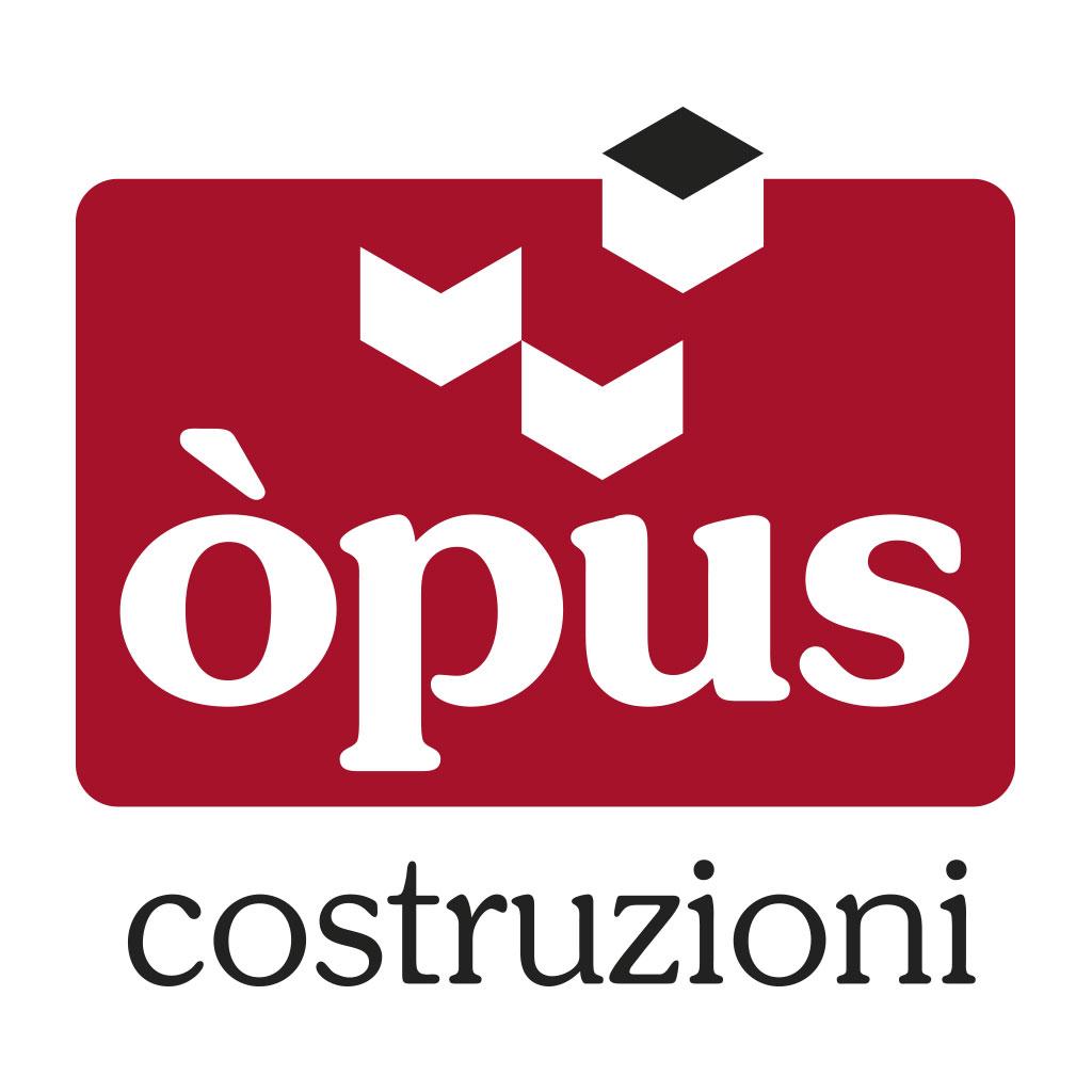 AdOpera, studio pubblicitario, comunicazione, immagine. Logo, naming, brand identity: ÒPUS COSTRUZIONI