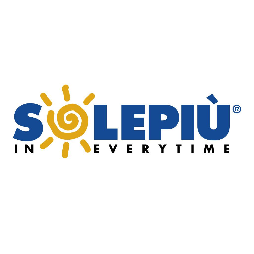 AdOpera, studio pubblicitario, comunicazione, immagine. Logo, naming, brand identity: SOLEPIÙ