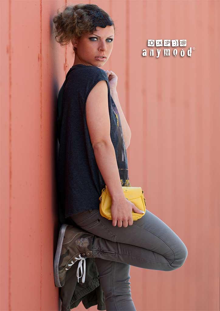 immagine. Still-life, fashion, portrait: campagna pubblicitaria ANYMOOD 2012